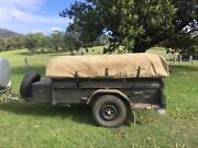 Camper trailer Pokolbin Cessnock Area Preview