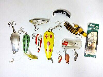 Multi-listing Postfree Bass Perch /& Pike swim bait lure selection