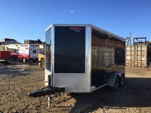 2011 United UXT 16x7 enclosed trailer