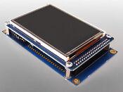 EVOR04: Color LCD touchscreen audio spectrum analyzer, VU meter, Oscilloscope