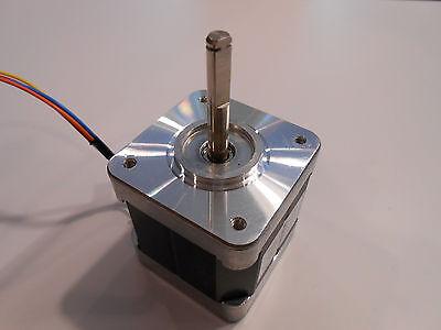 New Nema 17 Stepper Motor 76ozin Wflat Cnc Robot Reprap Makerbot Arduino 11v