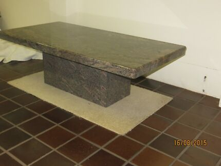 Granite Coffe Table Lindfield Ku-ring-gai Area Preview