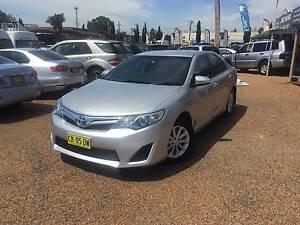 Toyota Camry Hybrid Sedan 2013, 4 Cyl 2.5L , Auto Mount Druitt Blacktown Area Preview