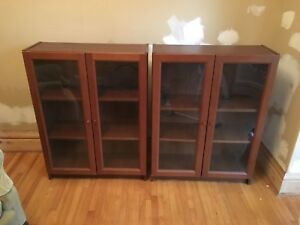 Billy Bookcases (like new)