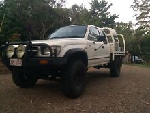 Toyota hilux 1999 3L diesel space cab West Woombye Maroochydore Area Preview