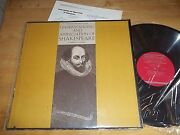 Shakespeare LP