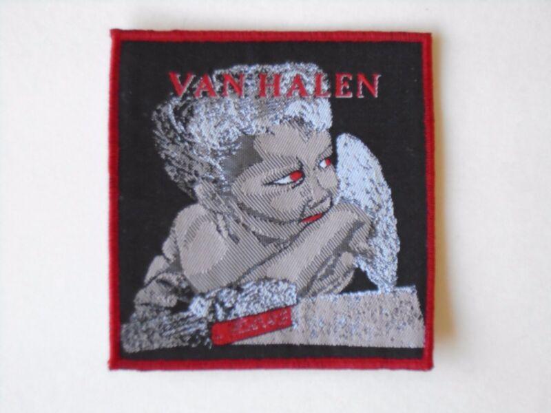 VAN HALEN WOVEN PATCH