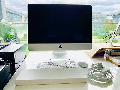 Apple iMac 21.5 GREAT CONDITION  2017 4K Retina i5 8GB RAM 1TB HDD + DISINFECTED