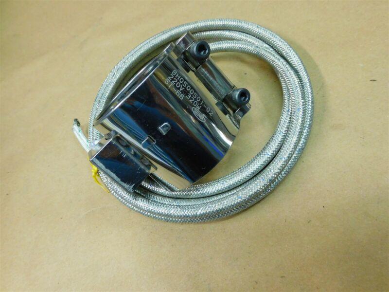 Seiwa Injection Molder Band Heater 8H0500501-02 50mm 320 watt 220v NEW