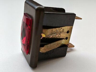 Vintage Bunn Indicator Light Red For Bunn Pour-omatic Vpr Model 04276-0003 Oem