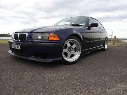 BMW E36 325i Manual Plenty Nillumbik Area Preview