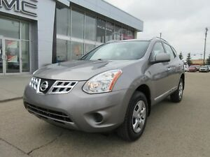 2013 Nissan Rogue-AWD, LOW KM'S, CHROME ACCENTS, 5 SEATER