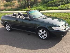 SAAB 9-3 TOURER CONVERTIBLE 2000 AUTO WITH RWC,LONG REGO POWER OPTIONS Jacana Hume Area Preview