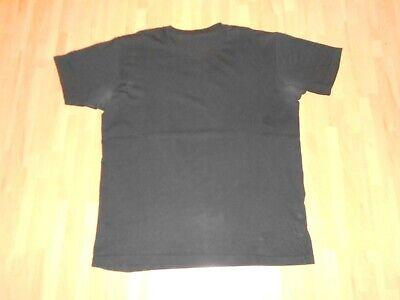 Uniqlo T-Shirt Twinpack, Black/Grey, Size Large