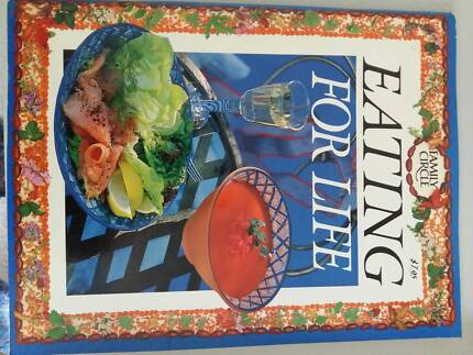 Pete evans family food cookbook other books gumtree australia eating for life family circle cookbook forumfinder Images