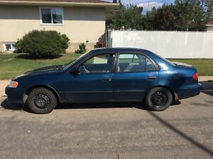 2000 Toyota Corolla For Sale!