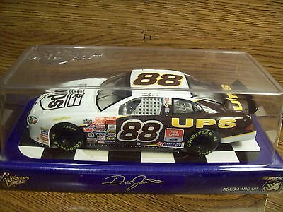 Dale Jarrett 1 24 Scale  88 Ups Ford Credit Winners Circle Action Ford Taurus