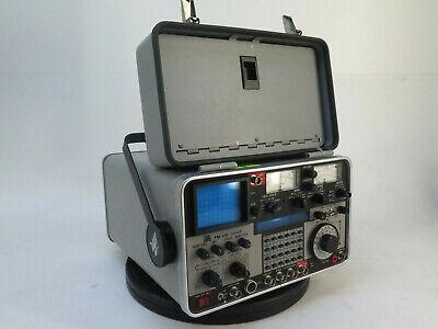 Aeroflex Ifr Fmam-1200s Communications Service Monitoranalyzer Opt. 021215