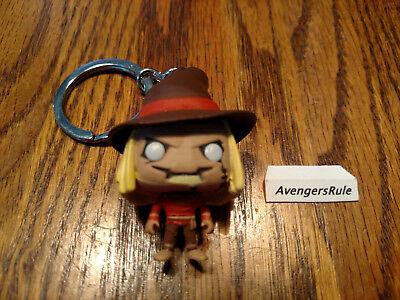 Batman The Animated Series Mystery Funko Pocket Pop! Keychain Scarecrow Animated Series Scarecrow