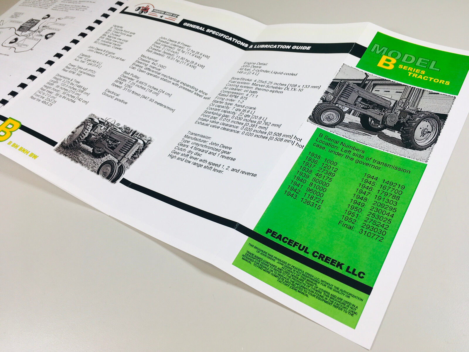 Service Manual John Deere B Bn Bw Bwh Bnh Styled Tractor Plete. Shipped Out Quicklyorders Placed Before Noon Central Time Generally Go Same Day. John Deere. 1949 John Deere B Transmission Diagram At Scoala.co