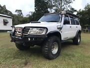 2002 GU Wagon TD42 TWIN LOCKED Elimbah Caboolture Area Preview