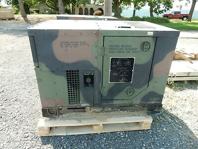 U.s.g.i. 5kw Generator Diesel. Mep-802a