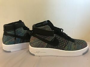 Air Force 1 Flyknit Multicolour Deadstock, Never Worn Size 9.5