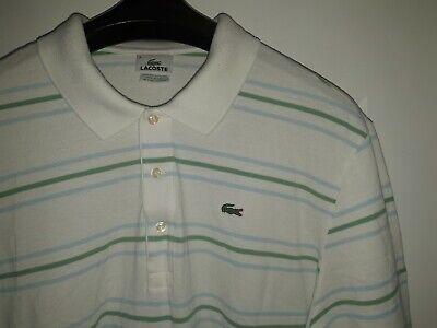 Authentic Devanlay Lacoste Polo Shirt Size XXL (8 on label)