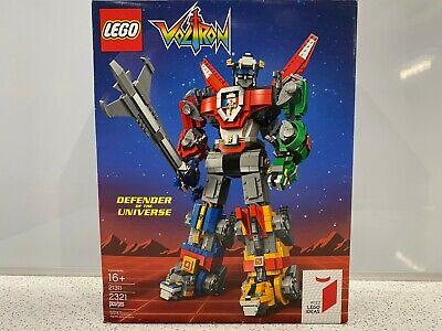 Lego Ideas Voltron (21311) New in Sealed Box - NIB