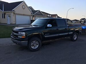 2001 Chevy 2500HD