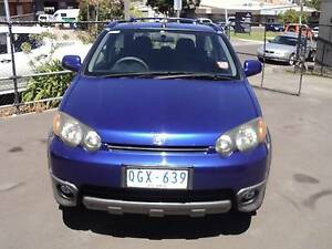 2000 Honda HRV (4x4) SUV Ferntree Gully Knox Area Preview