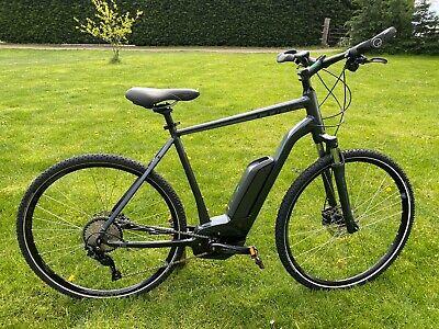 Cube Cross Hybrid Pro 400 Mountain bike E-bike - 2018 Large