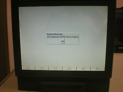 Eurotherm 5180v Ur34740-001-001 Paperless Graphic Recorder - Powers Up As Shown