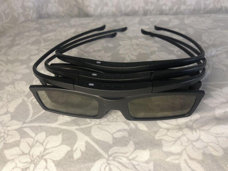 Samsung SSG-5150GB Set of 3 /3D Active Glasses.