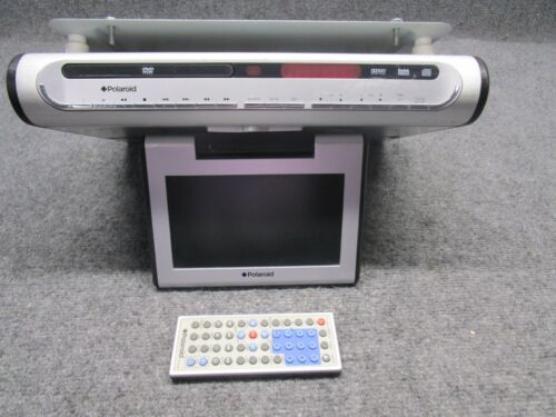 """Polaroid FDM-0715 7"""" LCD Television Under Cabinet TV/Radio System with Remote"""