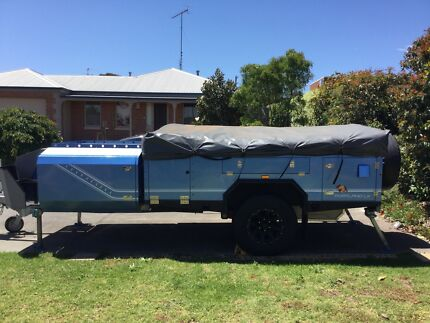 Camper trailer Leopold Geelong City Preview