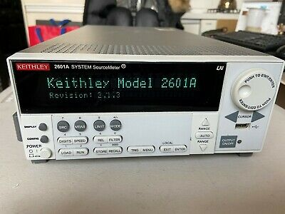 Keithley 2601a Source Meter