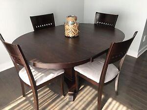Table a diner avec chaise Bermex