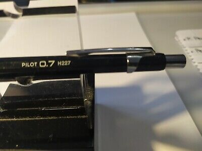 Portaminas piloto 0,7 mm. nuevo. Modelo H227
