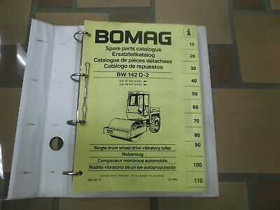Bomag | Owner's Guide to Business and Industrial Equipment