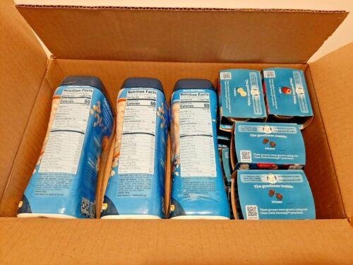 Gerber 1st Foods Asst Pack Fruit & Single Grain Cereal (4LB) 1PK. BBD: 03/2021