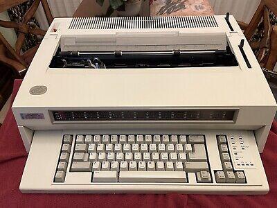 Ibm Wheelwriter 15 Series Ll - Electronic Typewriter