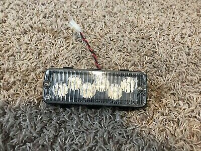 Whelen Tir6 Lightlighthead Liberty Led Refurbished New 3 Watt Leds Green