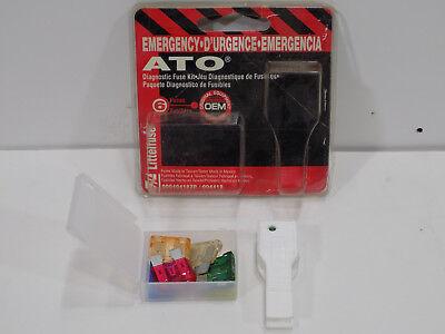 New Littelfuse Ato Emergency Diagnostic Fuse Kit