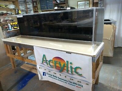 Acrylic Creations 96/24/24 240 gallon