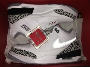 "Air Jordan 3s LIMITED EDITION JUSTIN TIMBERLAKE ""JTH"""