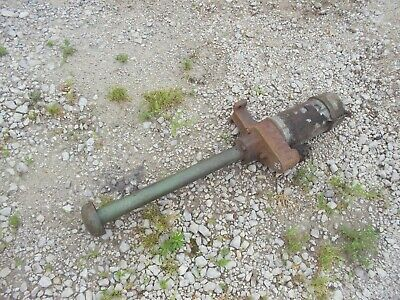 John Deere Unstyled B Jd Tractor Original Precleaner Assembly Ab327