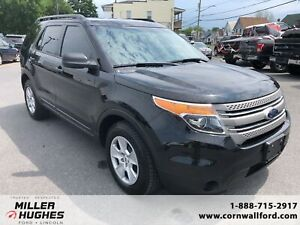 2014 Ford Explorer 3.5L V6, Tow package