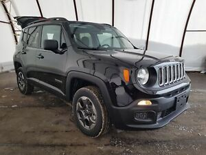 2017 Jeep Renegade Sport BLUETOOTH, BACK UP CAMERA, ALLOY WHE...