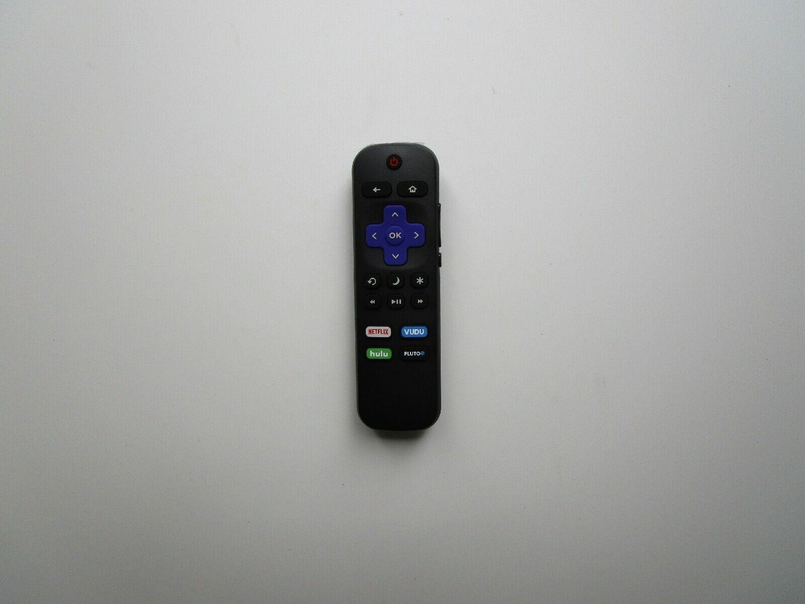 Remote Control For Sanyo FW32R19F FW40R18FC FW50R18FC Roku S